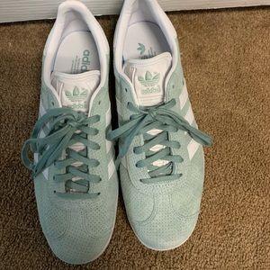 Adidas Gazelle Suede Tennis Shoes